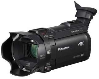 Panasonic HC-WXF995 4K Ultra HD Camcorder with Twin Camera
