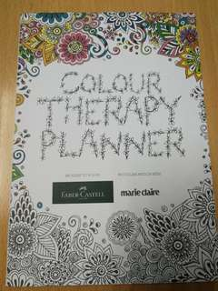 Colour Therapy Planner