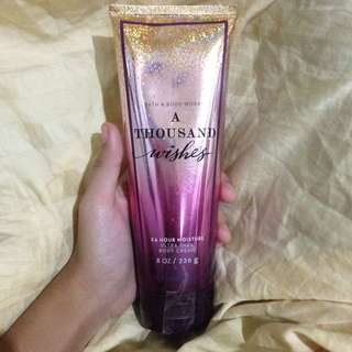 Bath & Body A Thousand Wishes Lotion