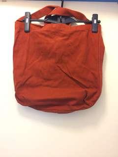 H&M Hennes organic cotton bag 有機棉布袋