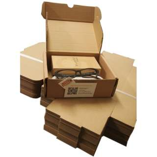 10 x Mailing Box Postal Box Carton Box
