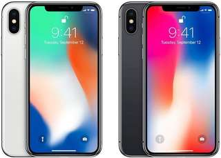 WTB iphone X 8+ 8 64gb 256gb silver space gray red gold