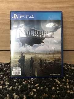 PS4 - Final Fantasy XV
