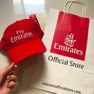 Authenric Emirates Cap