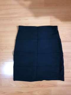 Pull & Bear Spandex Skirt (Rok Spandex)