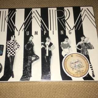 Kara - Jumping (CD+DVD) (NEW & UNSEALED)