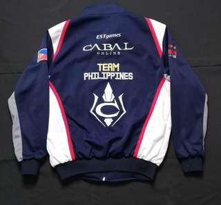 2017 CABAL Online - Team Philippines jacket