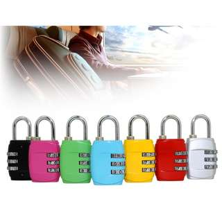 Travel Backpack Suitcases Luggage Lock B14701