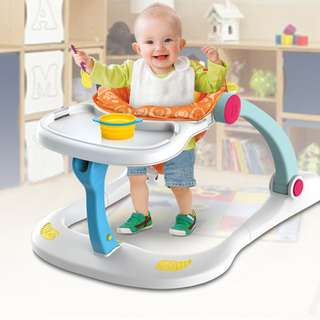 4 In 1 Multi Functional Baby Walker