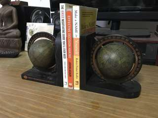80s Decor Bookends shelve