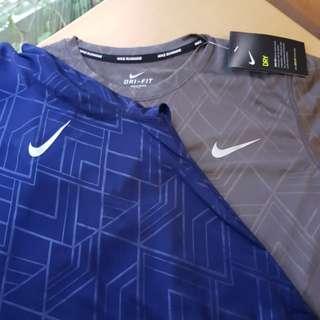 Nike Dri-Fit shirts