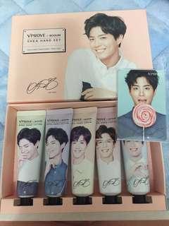 扑寶劍 VPROVE X BOGUM  Shea hand cream set 潤手霜