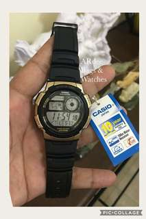 💯 Authentic CASIO Watch AE-1000W
