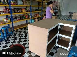 Convenient Store Counter ( Boltless ) @ Custom Made