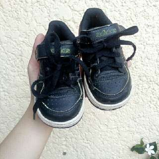 Authentic adidas baby toddlers shoes