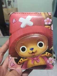 Chopper wallet