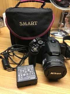 🚚 Nikon P520