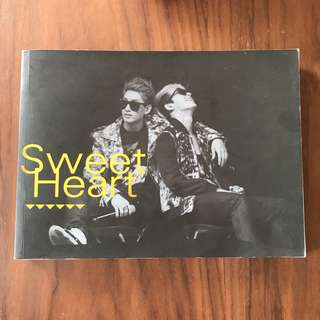 Super junior 赫海 sweet heart 寫真