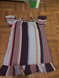 little dress 3-5yrs old bakuna dress