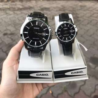 Casio Couple Watch(1set)