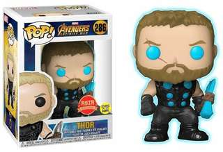 LOOKING FOR THOR ASIA SF SIMPLY TOYS GLOW GITD POP