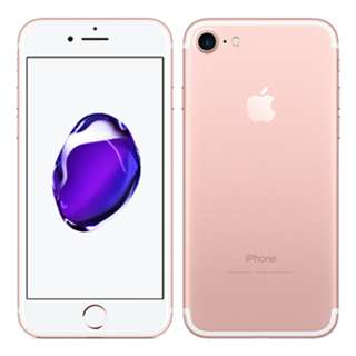 Apple Iphone 7 256GB Rose Gold BRAND NEW