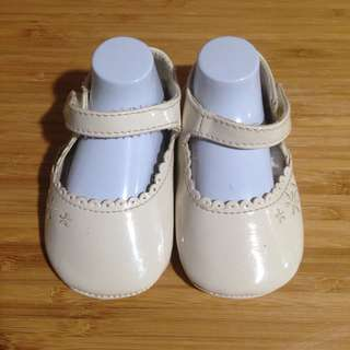 Vintage Off White Shoes