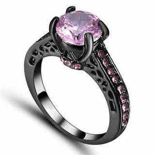 Womens Love Stone Ring
