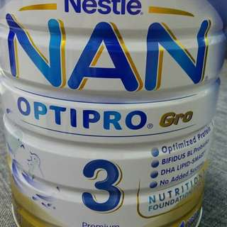 Nan grow 3