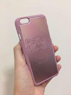 Kenzo pink case Ip6