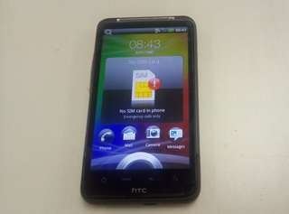 HTC desire HD Android 2.3.4