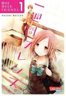 一週間フレンズ Isshuukan Friends Japanese Manga [COMPLETE]
