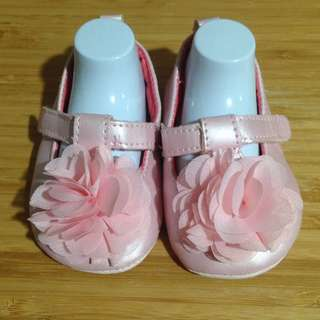 Child of Mine Pink Shoes