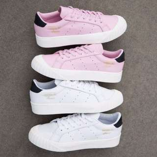 Adidas Everyn White And Pink