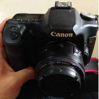 Canon EOS50D-Condition tiptop - Lens 50mm -Fullset