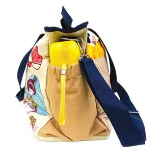 Bitbob Diaper bag and kids meal set