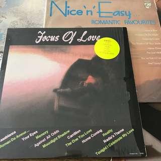 Romantic Favourites Vinyl Records LP