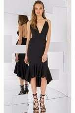 Premonition Fishtail dress size M