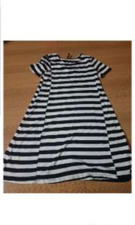 STRADIVARIUS stripes dress