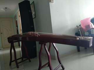 Chinese Guzheng Instrument