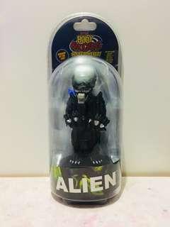 Alien solar power figure👽🖖🏻