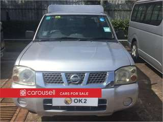 Nissan Double-Cab Pickup