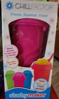 Slushy maker. Almost brand new! Used once.