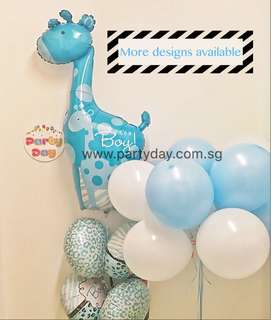 Baby Shower/ Birthday/Full month Balloon package