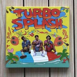 Kim Jong Kook 金鐘國 Turbo EP