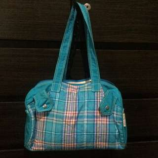 Blue Heartstrings Bag