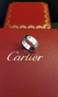 *sharing* Cartier diamond Love ring
