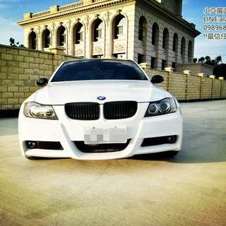BMW 320i  黑白 價錢大碗 便宜