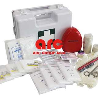 First Aid Kit Box A (Contact Us for Special Discount)
