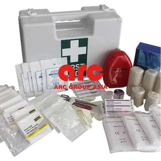 First Aid Kit Box B (Contact Us for Special Discount)